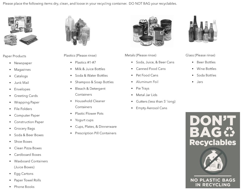 Recyclables Image